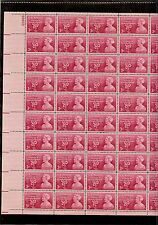 US MINT SHEET SCOTT#977,3C STAMP  MOINA MICHEAL SHEET OF 50 MNH OG