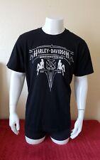 Harley Davidson Men's T- shirt Est. 1903 Black Size Large