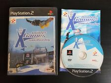 ESPN Winter X-Games Snowboarding - PlayStation 2 - Free, Fast P&P!
