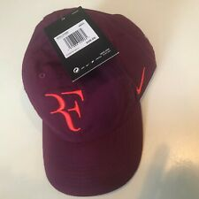 928610089a4 Nike RF Aerobill H86 boné chapéu de Roger Federer Tênis DriFit AH6985-609  Vermelho Harvard
