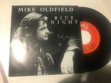 "MIKE OLDFIELD SPANISH 7"" SINGLE SPAIN VIRGIN 89 SAME SIDED PROMO BLUE NIGHT"