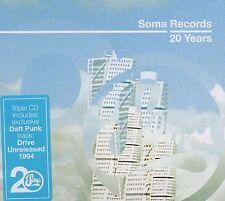 Soma - Soma Records: 20 Years NEW SEALED DIGIPAK