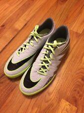 NEW  Nike Men's Hypervenom Phelon II IC Indoor Soccer Cleats 749898-003 Size 11