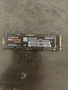 Samsung 970 EVO Plus 1TB M.2 NVMe SSD