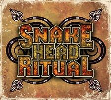 "SNAKE HEAD RITUAL - ""Self-Titled""  (AWESOME CLASSIC HEAVY GUITAR ROCKER)"