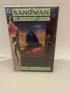 SANDMAN MASTER OF DREAMS #9 •1ST APP of NADA • VERTIGO DC COMICS • 1989