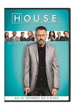 House - House: Season Six [New DVD] Boxed Set, Snap Case
