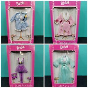 Barbie Fashion Avenue Lingerie Nightgown Accessories 1995 Mattel Outfits