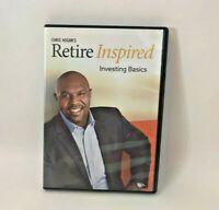 Chris Hogan's Retire Inspired Investing Basics DVD Video Dynamic Speaker Finance