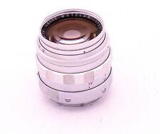 Leica 50mm Summilux f1,4