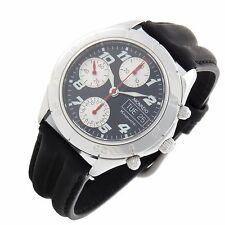 Movado Kingmatic 84-G5-896 Chronograph Day Date Swiss automatic mens watch Box