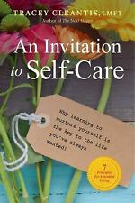AN INVITATION TO SELF-CARE - CLEANTIS, TRACEY - NEW PAPERBACK BOOK