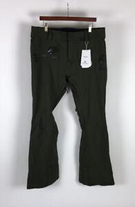 New Volcom Iron stretch snowboarding pants size L.Men's size L