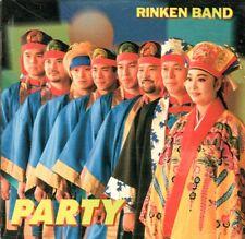 PARTY (RINKEN BAND BEST) RINKEN BAND  OKINAWA MUSIC - CD - JAPAN EDITION 1998