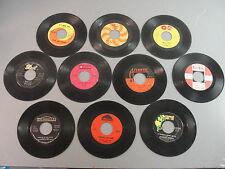 🎙️ RECORD 45 RPM VINYL 50-70's CLASSIC EARLY SOFT ROCK POP BRIT DOO-WOP LOT 10