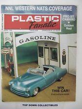 Plastic Fanatic Magazine   April  1992     '63 Ford Galaxie Lightweight Buildup