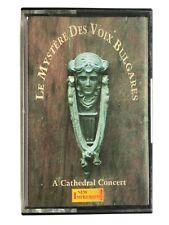 Le Mystere Des Voix Bulgares - A Cathedral Concert