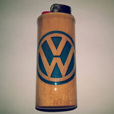 Volkswagen Bic Lighter Case Holder Sleeve Cover