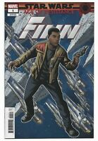 Star Wars AOR Finn #1 2019 Unread Mike McKone Puzzle Variant Cover Marvel Comics