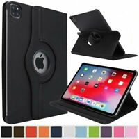 iPad Pro 2020 12.9 4th Generation 360 Rotating Leather Case Cover For Apple