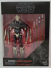 Star Wars the Black Series General Grievous Hasbro 6-Inch Action Figure NEW