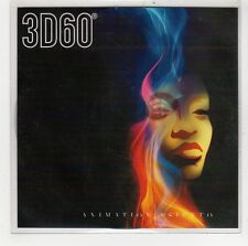 (GI527) 3D60, Animation / Asiento sampler - DJ CD