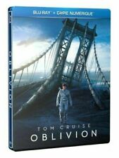 Oblivion Steelbook Edition Blu-ray France Region B