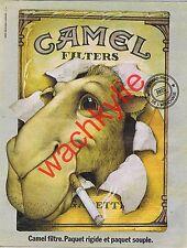 Point de vue n°1618 du 27/07/1979 Carl-Philip Charles XVI Suède pub Camel ad
