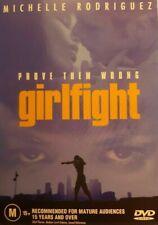 Girlfight Dvd Michelle Rodriguez Region 4 2000 Very Good