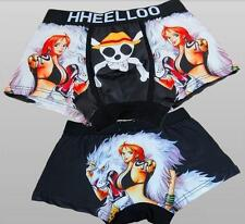 MENS JAPANESE ANIME BOXER SHORTS UNDERWEAR MANGA -LIMITED STOCK - FREE DELIVERY