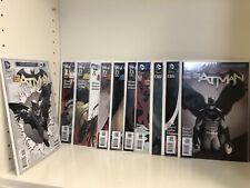 Batman 52 (2011) # 0,1(2nd Print) 2-52,annual 1-4 (NM) Complete Set