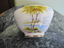 Paragon Cliffs of Dover Open Sugar Bowl H M The Queen & Queen Mary
