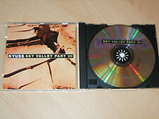 Kyuss - Sky Valley Part III  3 (CD) 4 Track US Promo PRCD 8969-2 - Nr Mint  Rare