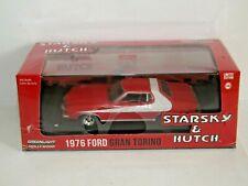GREENLIGHT 1976 FORD GRAN TORINO STARSKY & HUTCH 1/43 86442