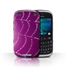 Housses et coques anti-chocs en toile pour téléphone mobile et assistant personnel (PDA) Blackberry
