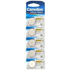 5 x Original Camelion CR2016 3V Lithium Knopfzelle CR 2016 Set - 5 Stk