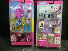 Barbie: Fashion Avenue Accessories Bonanza. Lot of 3