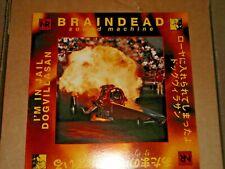 """Braindead Sound Machine – I'm In Jail / Dogvillasan [12"""" Single] Wax trax"""
