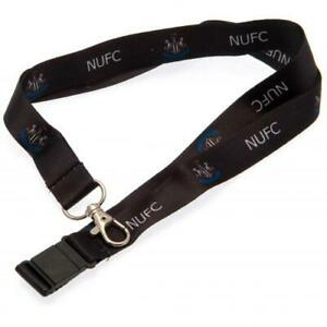 OFFICIAL NEWCASTLE UTD FC LANYARD, NUFC, THE MAGPIES