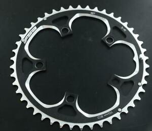 FSA Team Pro 10 Speed S-10 Cyclocross Road Bike Chainring 46T 110mm BCD New Blem