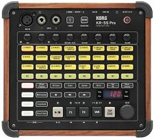 KORG KR-55 Pro Rhythm Machine Mixer Recorder NEW FREE SHIPPING