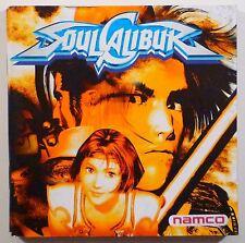 Soul Calibur - Anleitung Handbuch Manual - SEGA Dreamcast DC