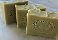 Greek Pure Handmade 100% Green Bio Extra Organic Virgin Olive Oil Castile Soap!