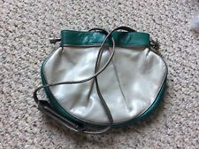 Vintage UGOROSSETTI Small Leather Beautiful Handbag!!