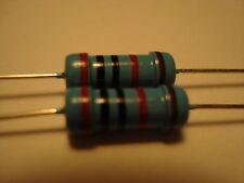 281-390K-RC 390K Ohm 1 Watt 5/% Metal Oxide Resistor 10 Piece Lot