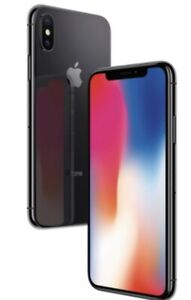 Apple iPhone X - 256GB - Space Gray (Unlocked) Open Box But Never Used