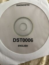 Diagnostic Disk / CD - T4 MG Rover / Testbook DST0006 English Language