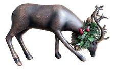 Single Resin Deer/Reindeer with Head Down