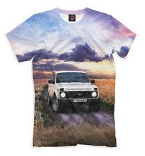 LADA 4x4 NEW t-shirt Russian Car LADA 4x4 NIVA 551531