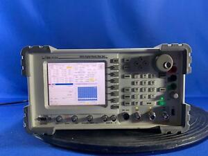 Aeroflex IFR 3920 Digital Radio Test Set Options 050/053/056/057
